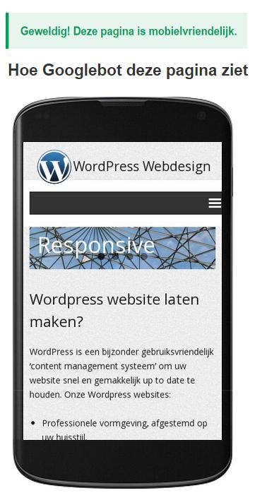 website-mobilevriendelijk-google