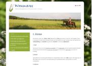 Webdesign Woumarec Wageningen
