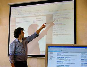 Workshop 'Meer bezoekers op je website' regio Ede / Wageningen / Veenendaal