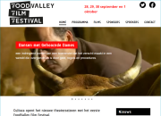 webdesign foodvalley film festival
